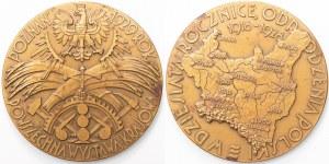Medal, POWSZECHNA WYSTAWA KRAJOWA W POZNANIU, 1929