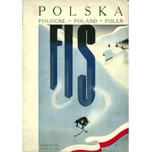 POLSKA. Pologne. Poland. Polen. Przegląd Turystyczny Ligi Popierania Turystyki i Polskich Kolei Państwowych...