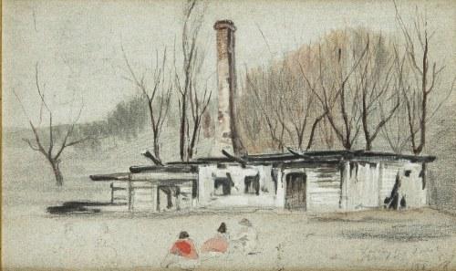 Stanisław Kamocki (1875 Warszawa - 1944 Zakopane), Pogorzelisko