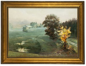 Henryk Baranowski (1932 Starogard Gdański - 2005 Gdynia), Poranne mgły