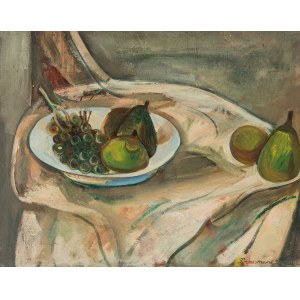 Joseph Pressmane (1904 Beresteczko- 1967 Paryż), Martwa natura