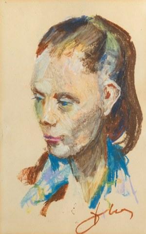 Antoni Suchanek (1901 Rzeszów - 1982 Gdynia), Portret Kobiety