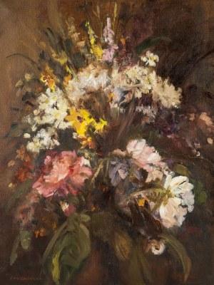 Irena Łyżwińska (1920-1968), Kwiaty II