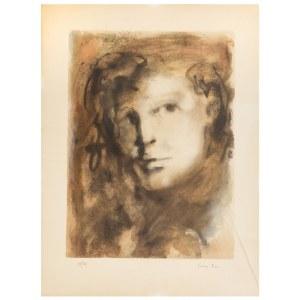 Leonor Fini (1908 Buenos Aires-1996 Saint Dye), Portret mężczyzny