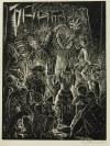 Stefan Mrożewski (1894 Częstochowa –1975 w Walnut Creek), Marcel Schwob, Le Roi au masque d' or. Paris, 1929