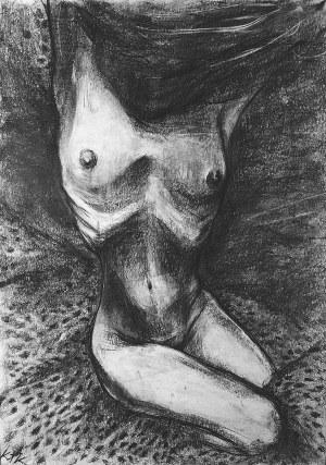 Katarzyna Tchórz (ur. 1986), Descent, 2021