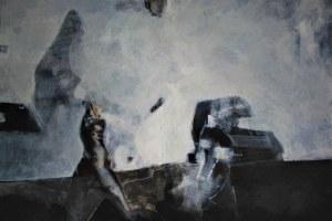 Łukasz Gil (ur. 1982), Fragmenty Obecności VIII, 2018