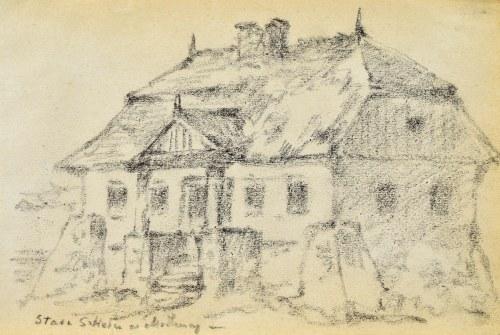 Tadeusz RYBKOWSKI (1848-1926), Stara szkoła