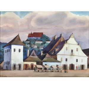 Władysław SKOCZYLAS (1883-1934), Motyw z Kazimierza