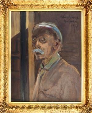 Wlastimil HOFMAN (1881-1970), Autoportret, 1967
