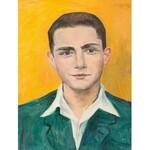 Wojciech FANGOR (1922 - 2015), Portret mężczyzny, 1949