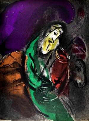 Marc CHAGALL (1887 - 1985), La Bible : Jeremiah, 1956