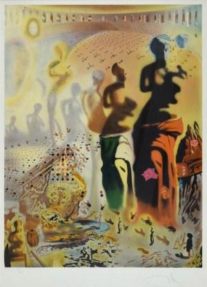 Salvador DALI (1904-1989), Kompozycja