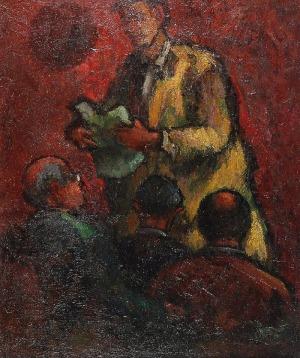 Stanisław ELESZKIEWICZ (1900-1963), Odczyt