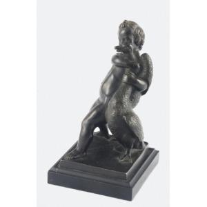 BOETHOS z Chalkedonu, (III w. p. n. e.) - wg, Chłopiec z gęsią