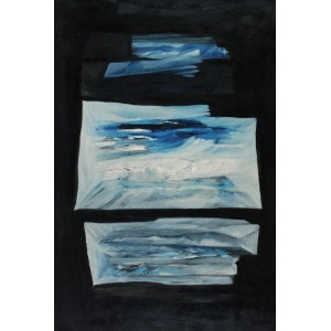 Teresa KLINK-KOBIERSKA (ur. 1935), Lustra pamięci, 1990