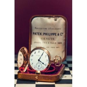 Zegarek kieszonkowy PATEK PHILIPPE