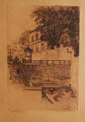Feliks Jabłczyński (1865-1928), Źródło na Oboźnej (1920)