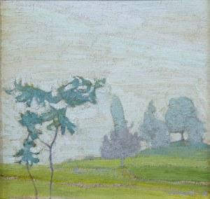 Marcin Samlicki (1878-1945), Pejzaż