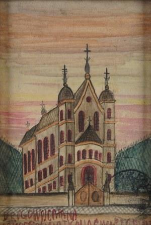 Nikifor Krynicki (właśc. Epifaniusz Drowniak) (1895-1968), Kościół