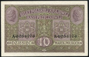 10 marek 1916, seria A