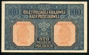 100 marek 1916 generał