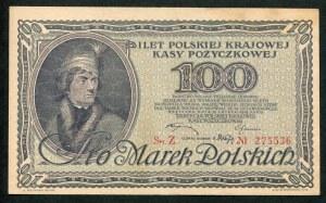 100 marek 1919 - Z -