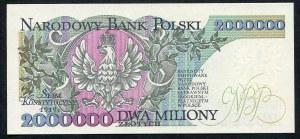 2000000 złotych 1992 – B -
