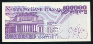100000 złotych 1993 – A -
