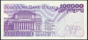 100000 złotych 1993 – D -
