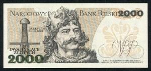 2000 złotych 1979 – BA -