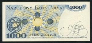1000 złotych 1982 – DC -
