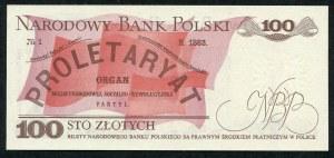 100 złotych 1986 – MA -
