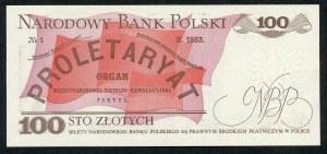 100 złotych 1986 – LP -