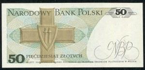 50 złotych 1986 – EK -