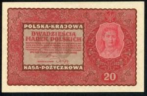 20 marek 1919 II serja K