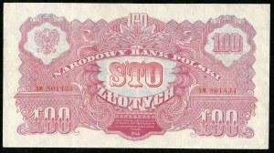 100 złotych 1944 – XM - ...owym