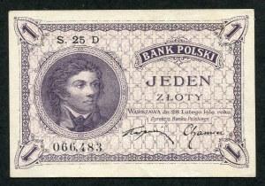 1 złoty 1919