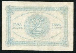 2 złote 1919