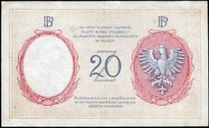 20 złotych 1919 A.31