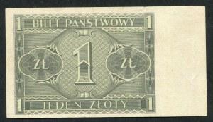 1 złoty 1938 - IG -