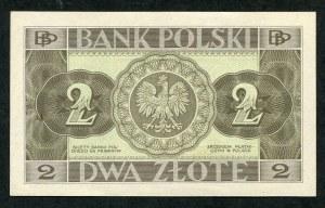 2 złote 1936 – BX -