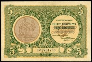 5 złotych 1925