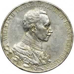 Niemcy, Prusy, 3 marki 1913, A/Berlin