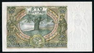 100 złotych 1934 ser. BB.