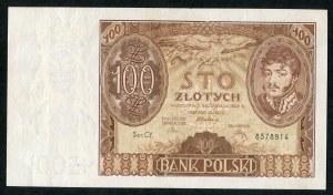 100 złotych 1934 ser. C.Y.