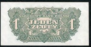 1 złoty 1944 ...owym - CP -