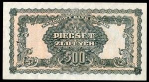500 złotych 1944 ...owym - TA -