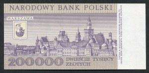 200000 złotych 1989 - A -