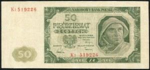 50 złotych 1948 - K2 -